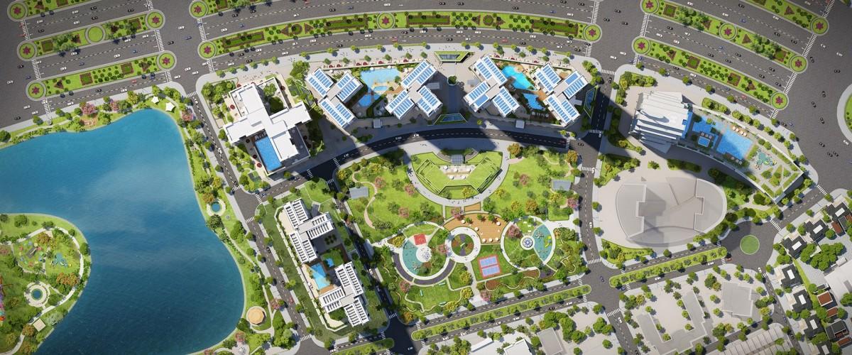 Dự án Eco Green Sài Gòn Quận 7